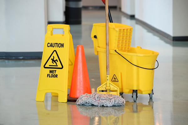 janitorial company in Tampa, FL